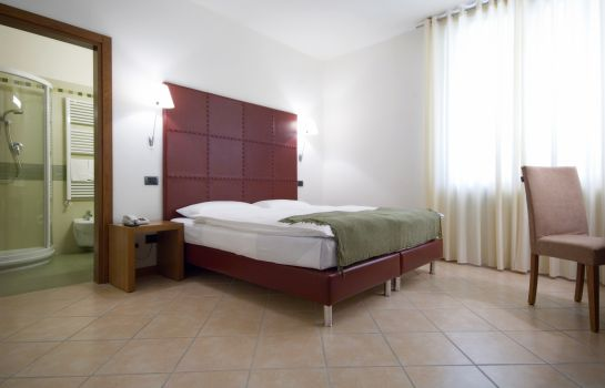 Chambre individuelle (standard) Meridiana