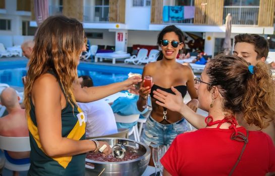 Restaurant Ryans Ibiza Apartments - Adults Only