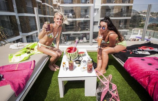 Terrasse Ryans Ibiza Apartments - Adults Only