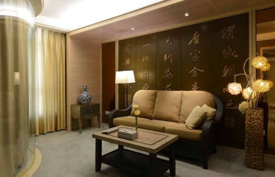 Junior-suite Chengdu Warner Boutique