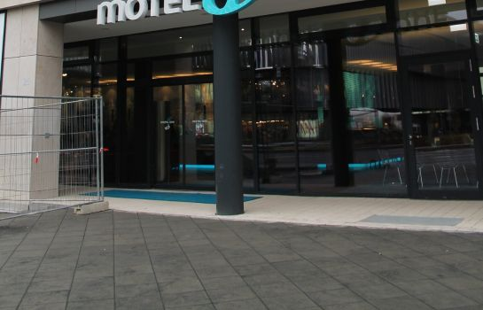 Exterior view Motel One Messe