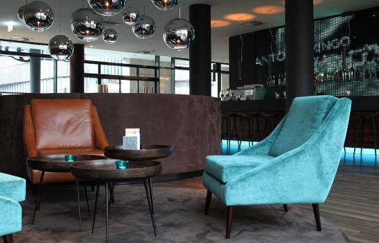 Hotel bar Motel One Messe