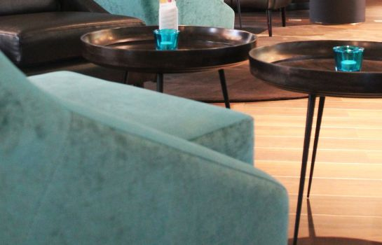 Hotelhalle Motel One Messe