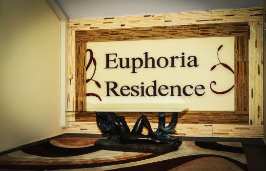 Vista all'interno Euphoria Residence