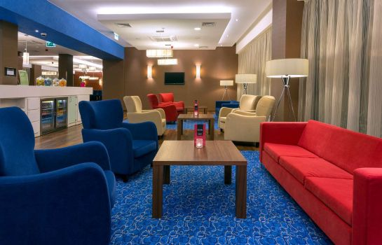Lobby Hampton By Hilton Gdansk Airport