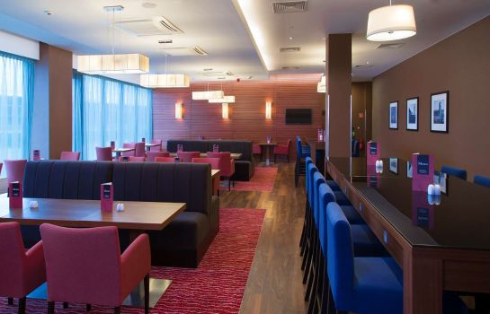 Restaurant Hampton By Hilton Gdansk Airport