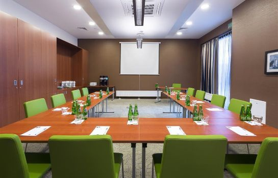 Conference room Hampton By Hilton Gdansk Airport