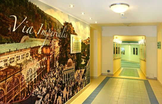 Innenansicht Danubius Health Spa Resort Imperial
