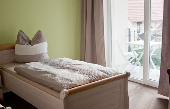 Chambre individuelle (standard) Pension Hehrlich