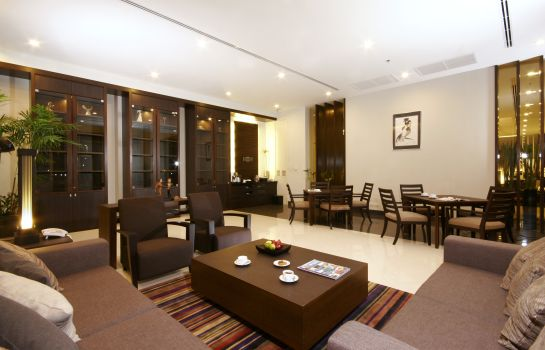 Sala de lectura Kameo Grand Hotel & Serviced Apartments