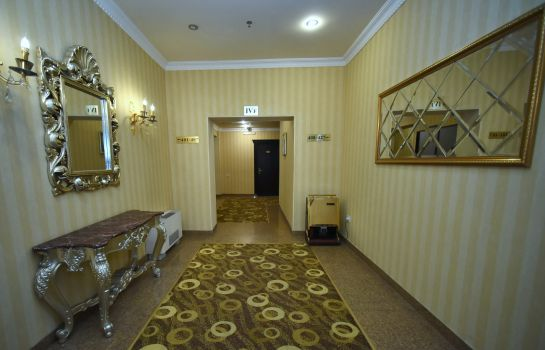 Interior view Imperial Palace Hotel