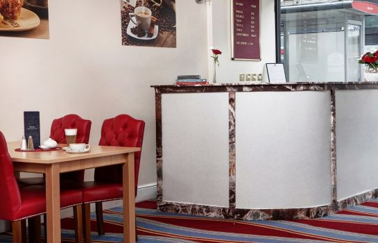 Restaurant Best Western Greater London