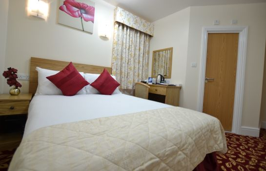 Chambre double (standard) Best Western Greater London