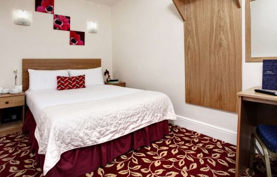 Chambre Best Western Greater London