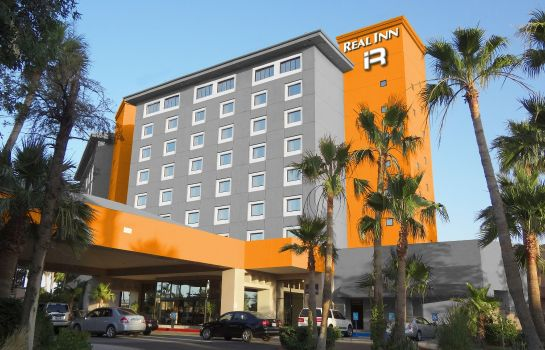 Exterior view Real Inn Mexicali