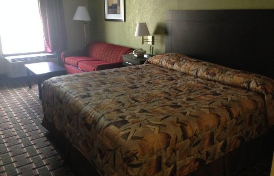 Standardzimmer Knights Inn Lenoir City