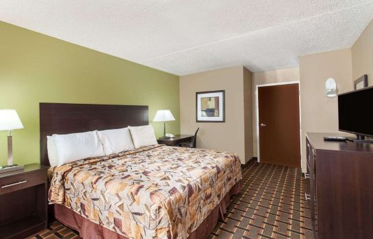 Chambre Knights Inn Lenoir City