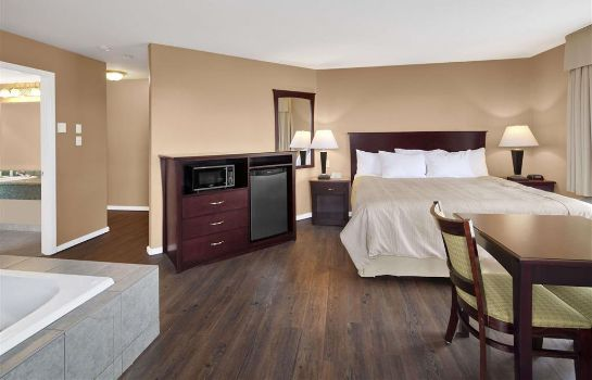 Habitación DAYS INN KAMLOOPS