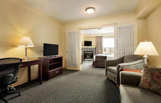 Suite DAYS INN AND SUITES WHITECOURT