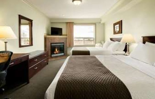 Habitación DAYS INN & SUITES WHITECOURT