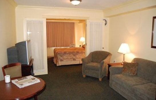 Kamers DAYS INN AND SUITES WHITECOURT