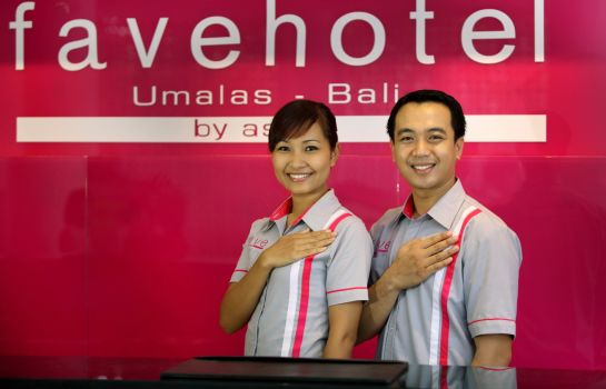 Reception favehotel Umalas