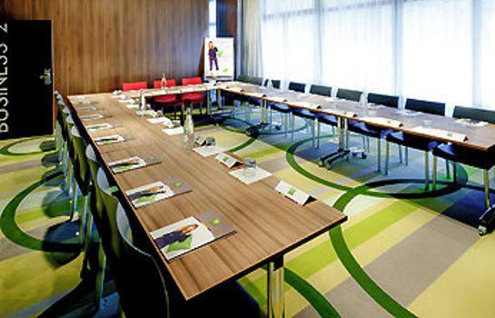 Conference room ibis Styles Brest Centre Port