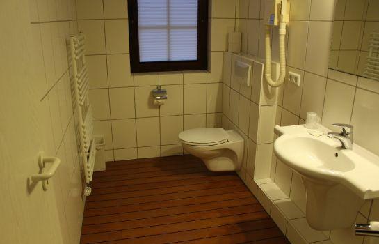 Badezimmer Kaiserhof