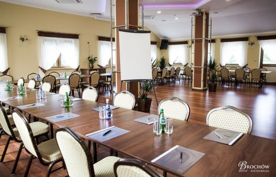 Meeting room Hotel Brochów