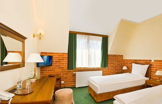 Chambre double (confort) Szymbark Hotel