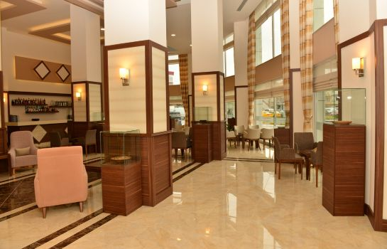 Empfang Parion Hotel