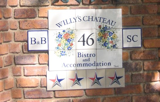 Certificate/Logo Willy's Chateau