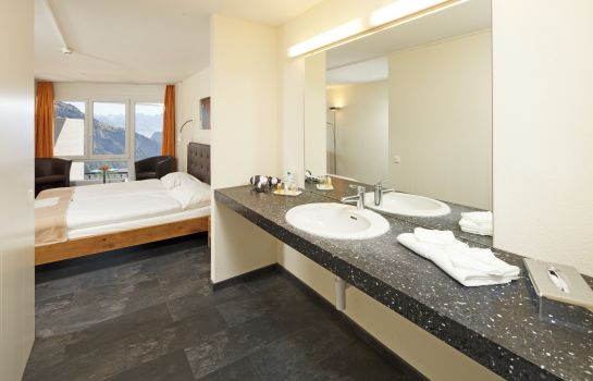 Chambre individuelle (confort) Rigi Kaltbad Swiss Quality