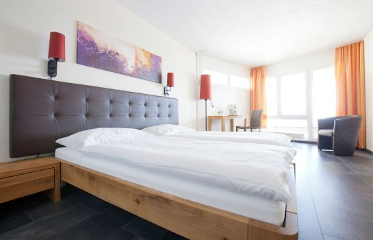 Chambre double (standard) Rigi Kaltbad Swiss Quality