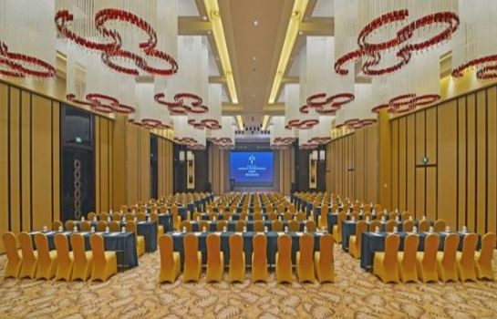 Reuniones Changsha Longhua International Hotel
