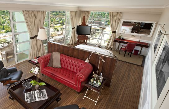 Suite Mr. C Beverly Hills Hotel