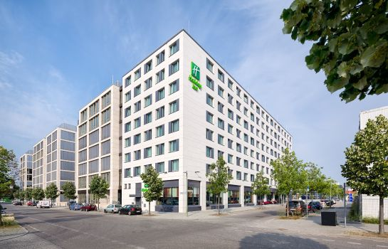 Außenansicht Holiday Inn BERLIN - CITY EAST SIDE