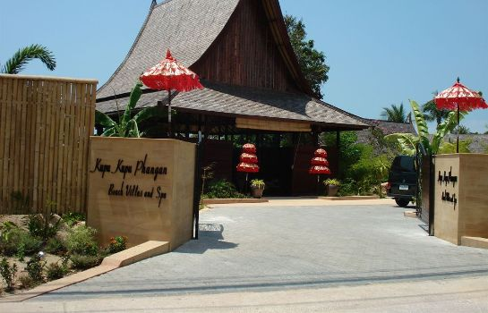 Vista exterior Kupu Kupu Phangan Beach Villas & Spa by L'Occitane