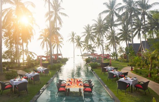 Restaurante Kupu Kupu Phangan Beach Villas & Spa by L'Occitane
