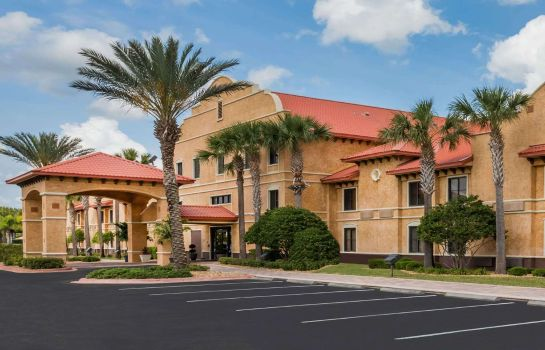 Buitenaanzicht Clarion Inn Ormond Beach at Destination Daytona