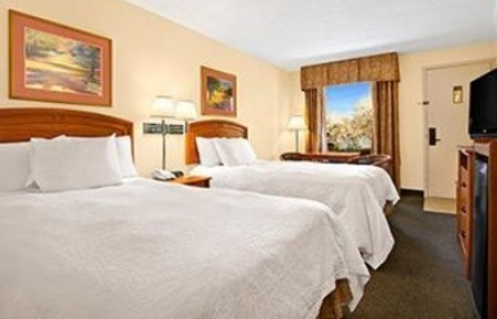 Chambre HOJO GREENSBORO NEAR COLISEUM