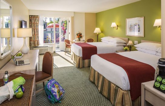 chambre standard Howard Johnson Anaheim Hotel and Water Playground