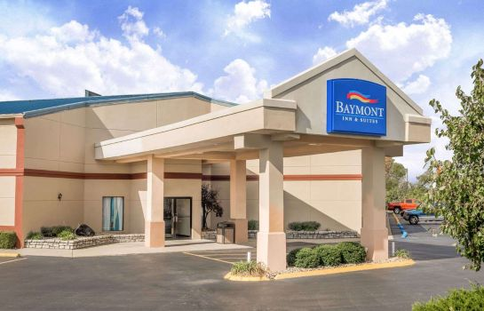 Exterior view Baymont Inn & Suites Greensburg