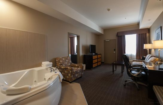 Suite BEST WESTERN PLUS MOOSE JAW