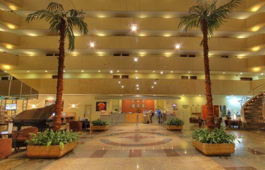 Recepcja Bristol International Airport Hotel