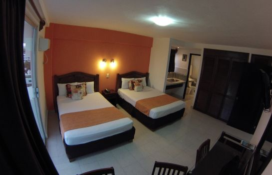 Double room (standard) Calypso Cancun