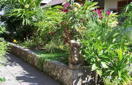 Vista esterna Jimbaran Home Stay Bali