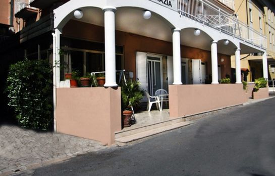 Exterior view Hotel Residence Maria Grazia