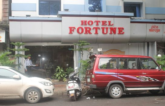 Exterior view Hotel Fortune