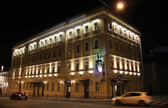 Exterior view Landmark Hostel Arbat